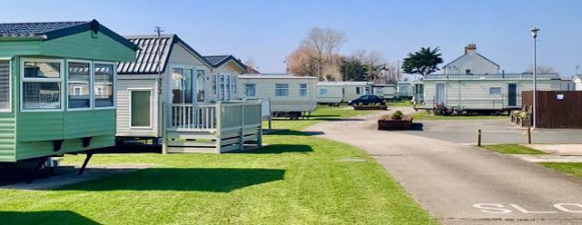 Home, Pen-y-Ffrith Caravan Park