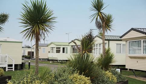 The Park, Pen-y-Ffrith Caravan Park